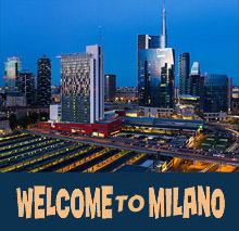 Welcome in Milano